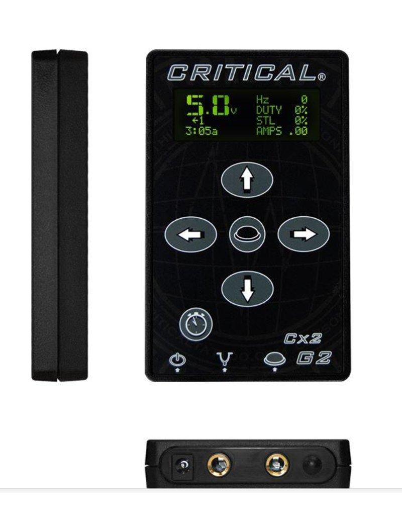 CRITICAL TATTOO® CX2-G2 Power Supply