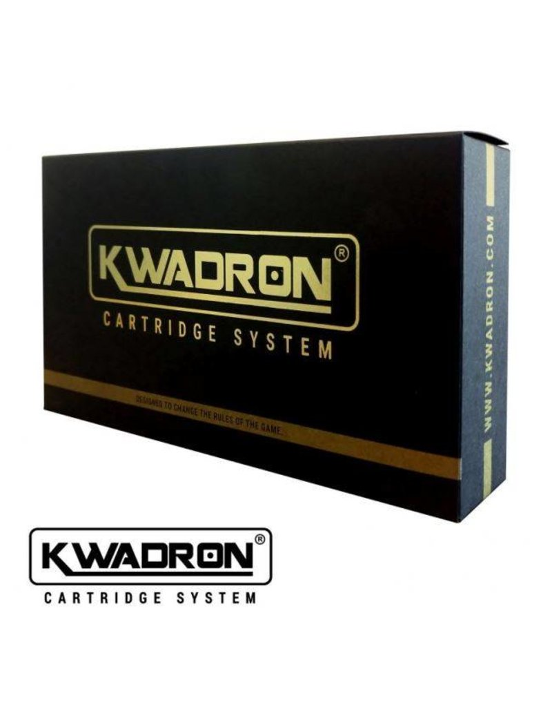 KWADRON® ® Cartridge System - 0.30mm RS - Round Shader