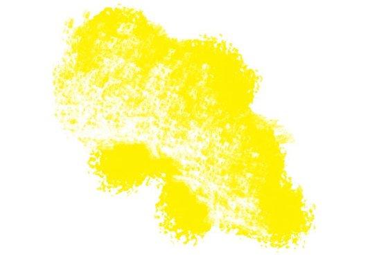 Geel kleuren