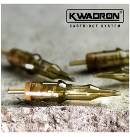 KWADRON® KWADRON® Cartridge System - 0.35mm TRL - Turbo Round Liner -5pcs