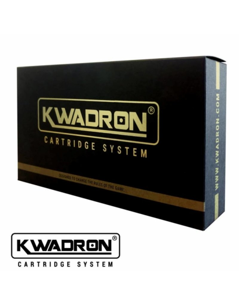 KWADRON® Cartridge System - 0.35mm TRL - Turbo Round Liner /5pcs
