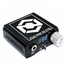 NEMESIS™ Tattoo Power Supply - black