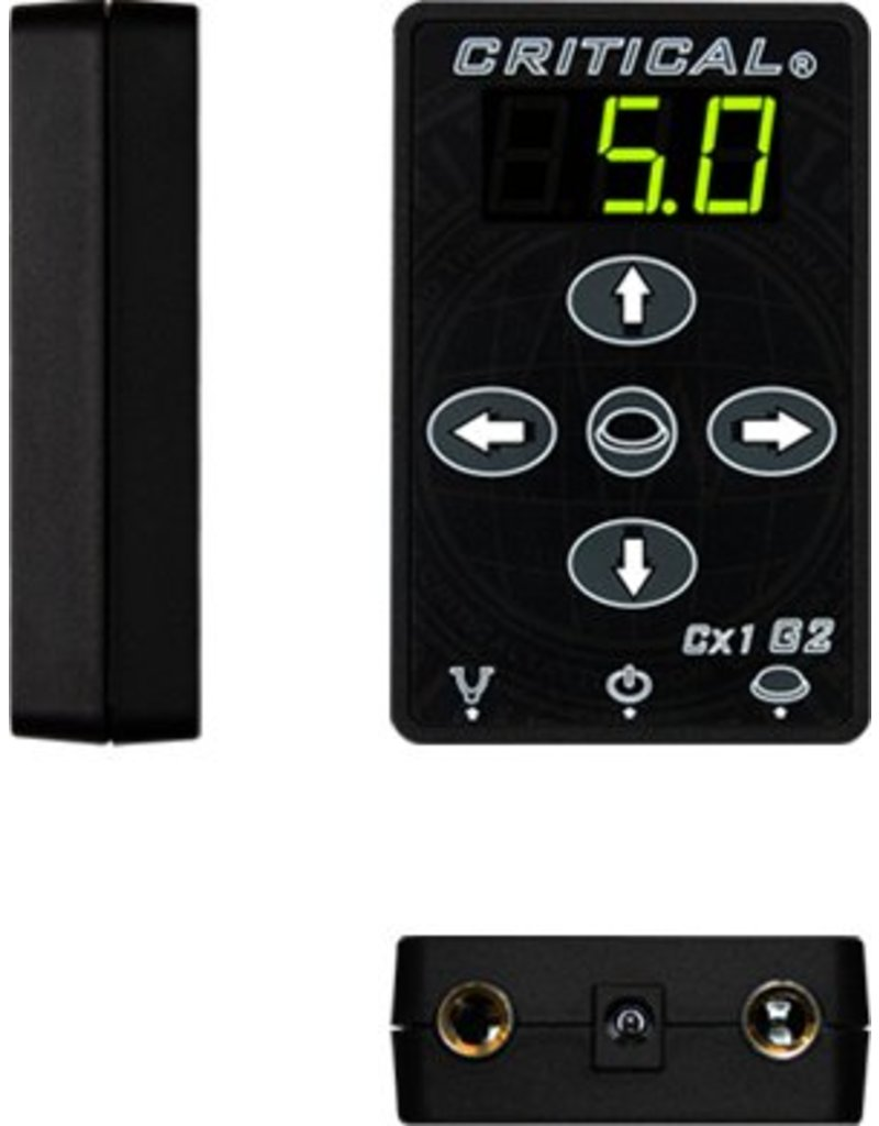CRITICAL TATTOO® Critical CX-1 Power Supply