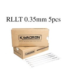 KWADRON® RL 0,35mm / 5 PCS  Long Taper