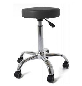 TWIST black stool