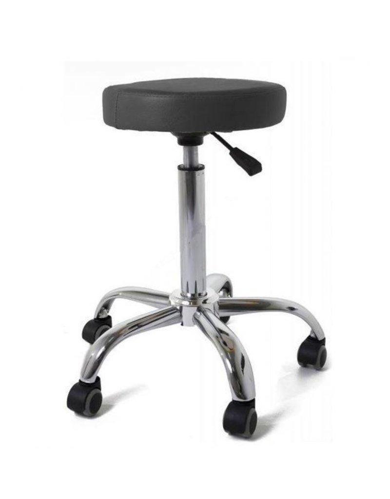 TWIST black stool