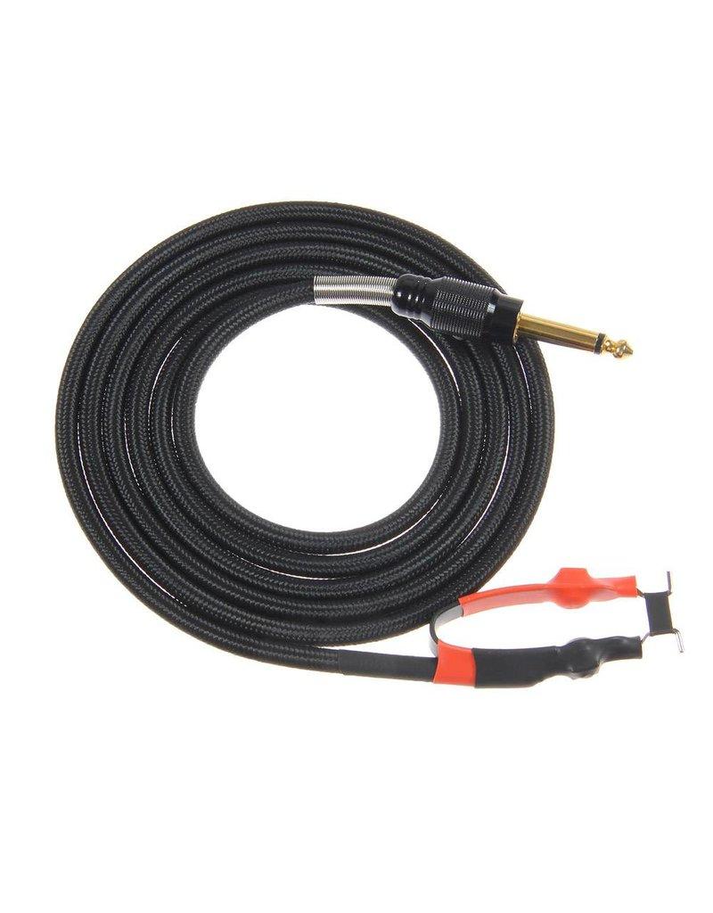 Clipcord Jack Soft Nylon - black