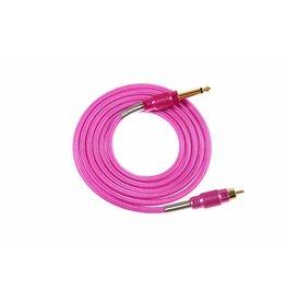 Clipcord RCA Soft Nylon - pink