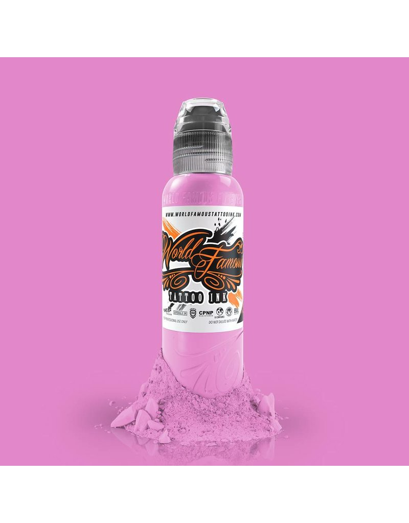 WORLD FAMOUS INK® Bali Pink