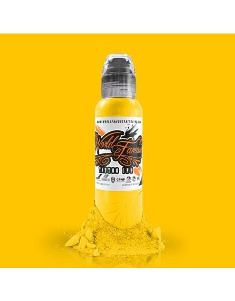 WORLD FAMOUS INK® Great Wall Yellow