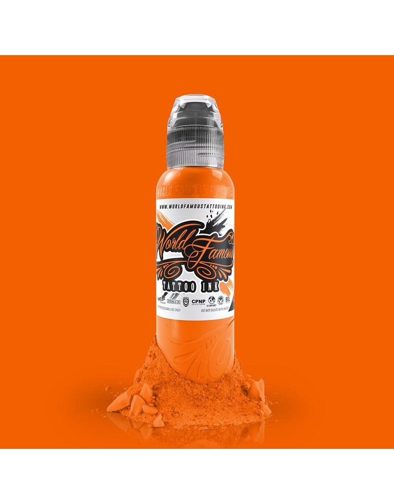 WORLD FAMOUS INK® Everest Orange