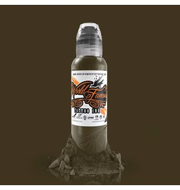 WORLD FAMOUS INK® Brooklyn Brown Stone