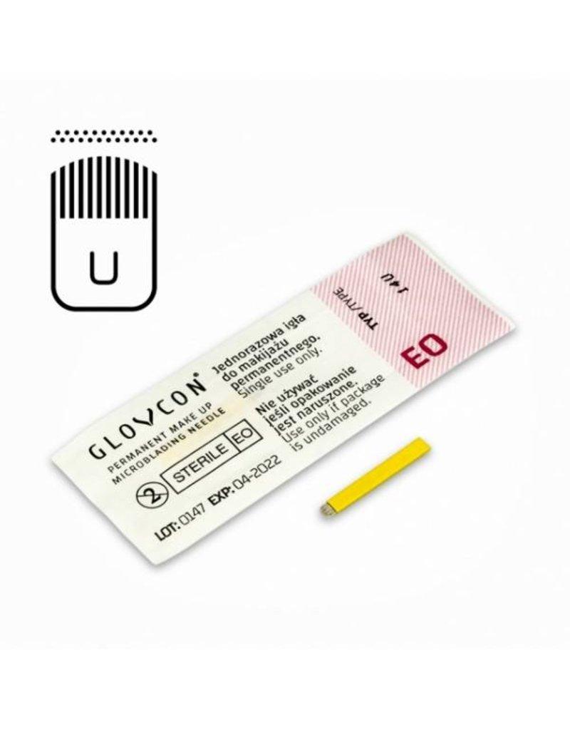 GLOVCON Needles For Microblading U - SEM