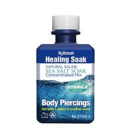 H2Ocean® 4oz Healing Soak Sea Salt Concentrate