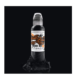 WORLD FAMOUS INK® Pitch Black 120ml