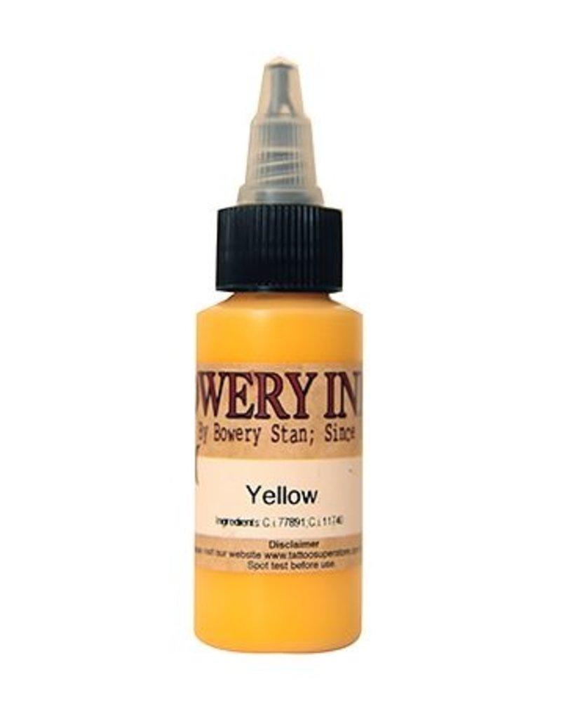 INTENZE Bowery Ink Yellow