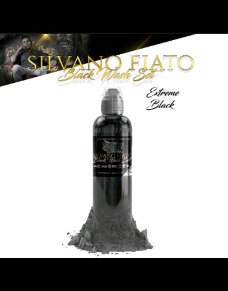 WORLD FAMOUS INK® Silvano Fiato - Extreme Black