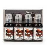 WORLD FAMOUS INK® Ryan Smith - Ornamental Set 4x30ml