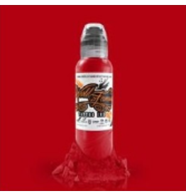 WORLD FAMOUS INK® Demon Red 30ml