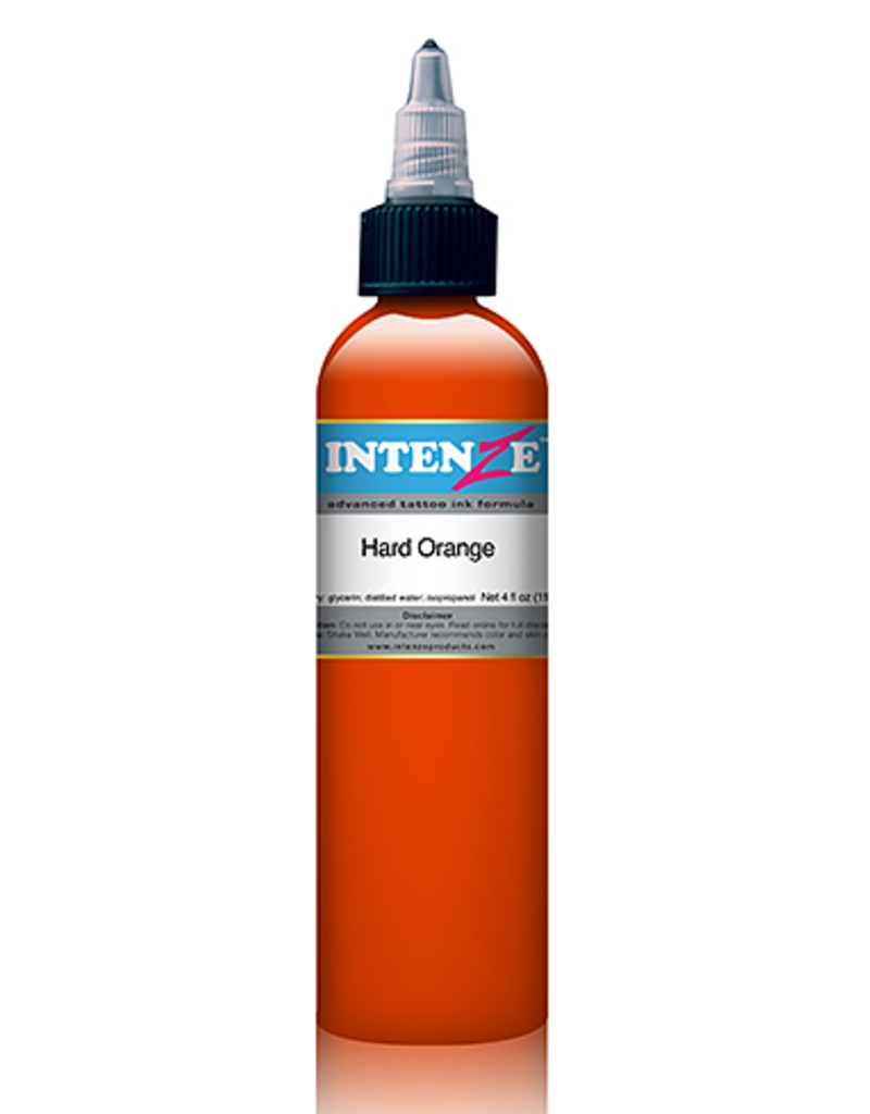 INTENZE Hard Orange 30ml