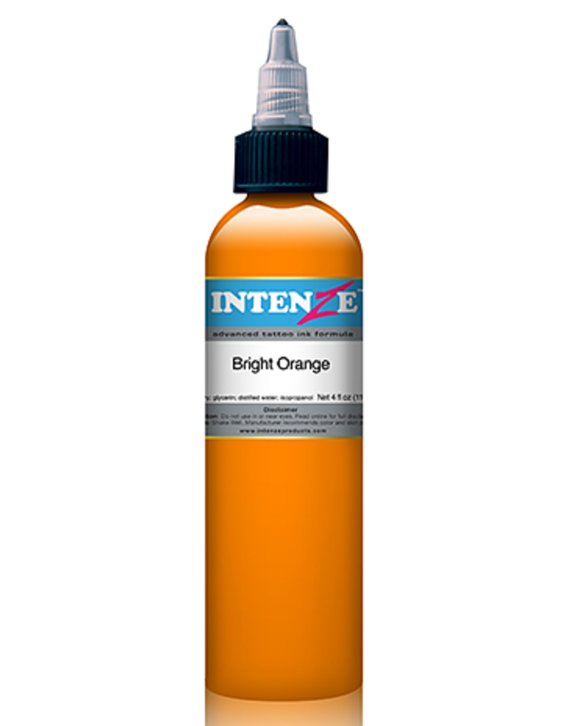 INTENZE Bright Orange 30ml