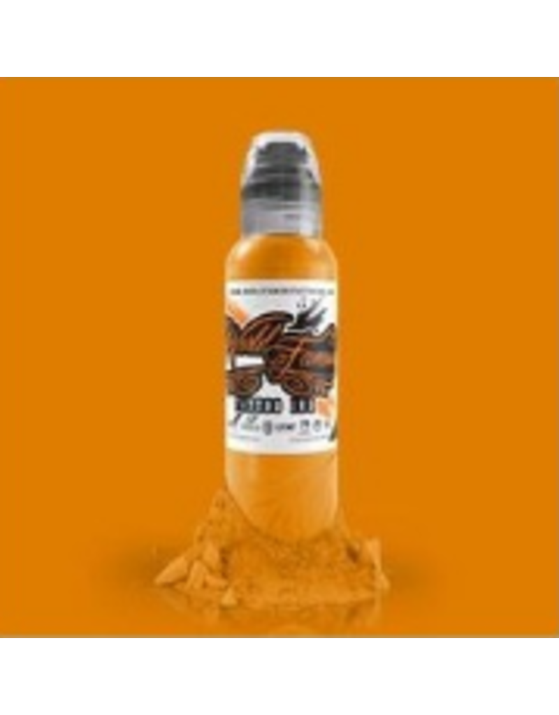 WORLD FAMOUS INK® Kirin Gold 30ml