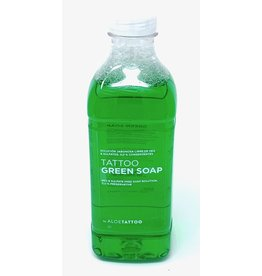 ALOE TATTOO® Aloe Green Soap 1000ml