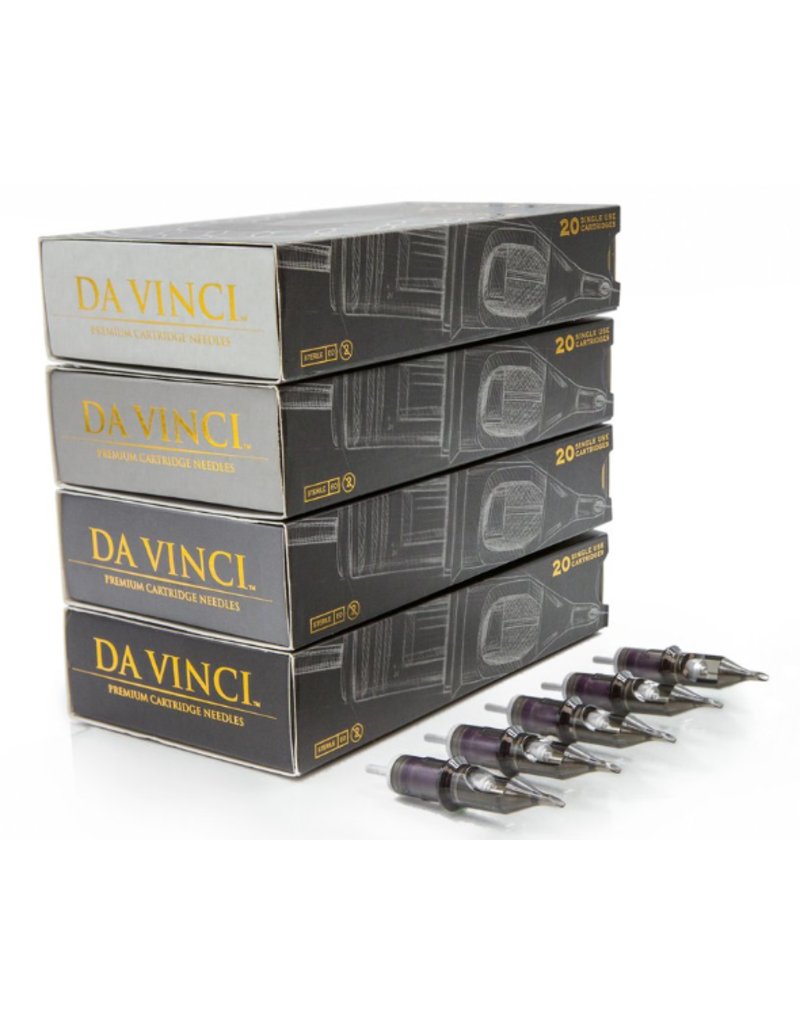 Bishop Rotary Da Vinci Cartridges - Round Liner