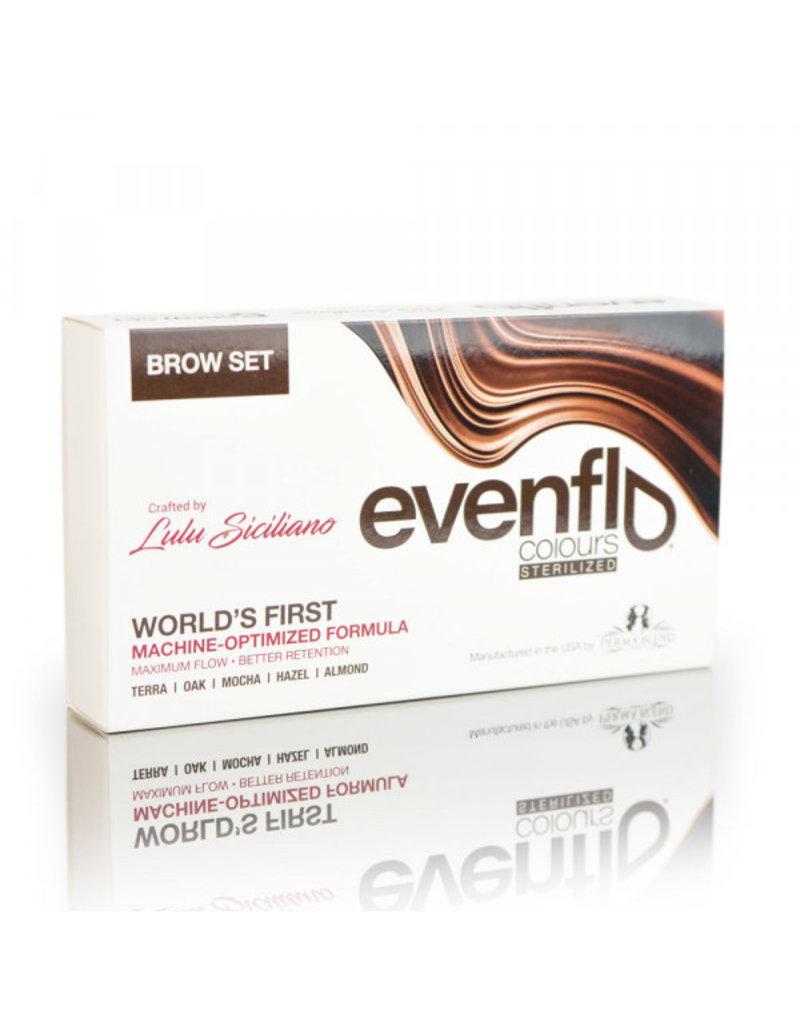 PERMA BLEND Evenflo Brow Set 5 X 15ML