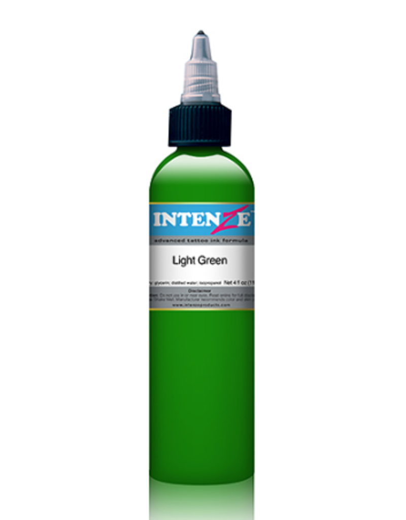 INTENZE Light Green 30ml