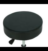 Tabouret Round Black