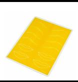 Practice Skin PMU - yellow