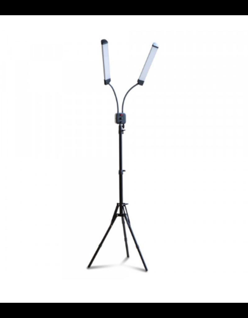 LAMP DOUBLE-LIGHT ADJUSTABLE