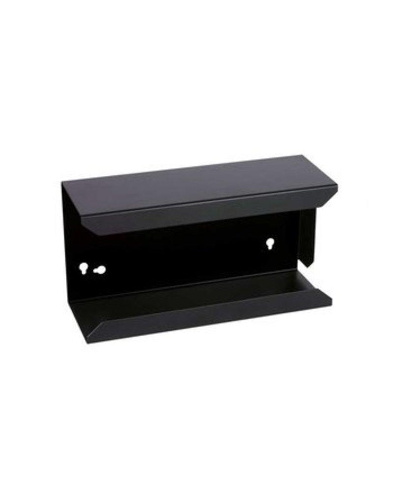 Unigloves®  Gloves holder Metal Black