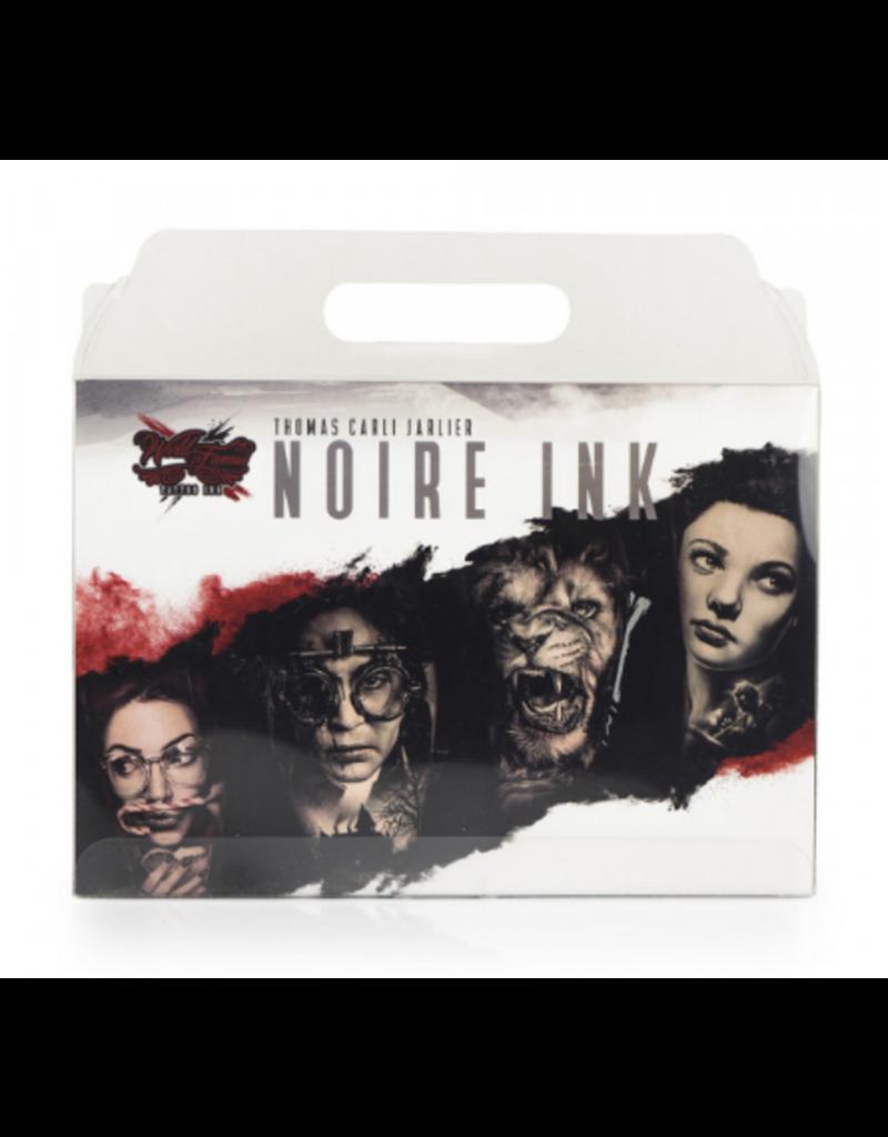 WORLD FAMOUS INK® Thomas Carli Jarlier Noire INK SET - 6X120ML