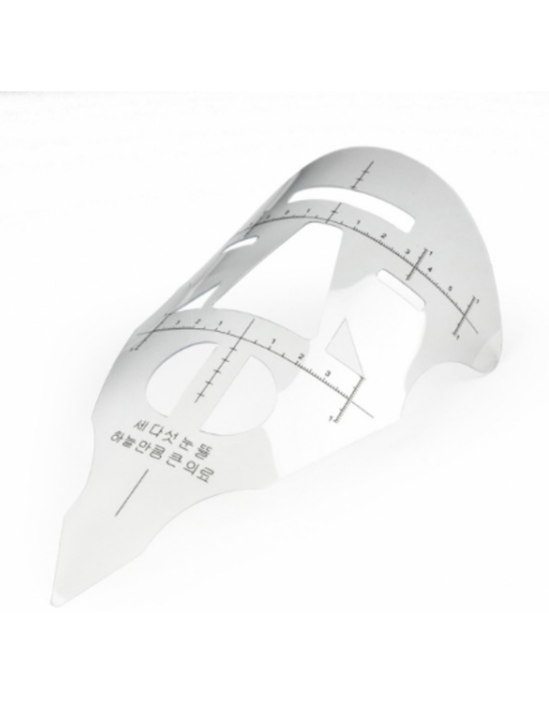 Disposable Measuring Mask Tape