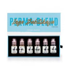 PERMA BLEND Perma Blend Inga Babitskaya Brow Set 6 x 15ml