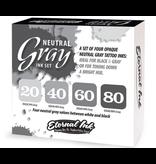 ETERNAL INK Neutral Gray Set 4x30ml