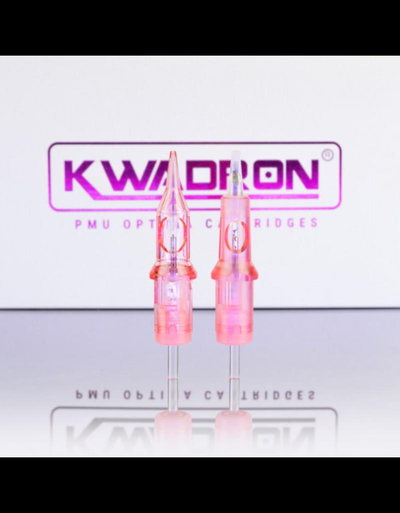 KWADRON® Kwadron Optima Cartridges - Round Shader/ 5pcs