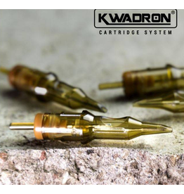KWADRON® KWADRON® Cartridge System - 0.35mm Round Shader Medium Taper/5 pcs