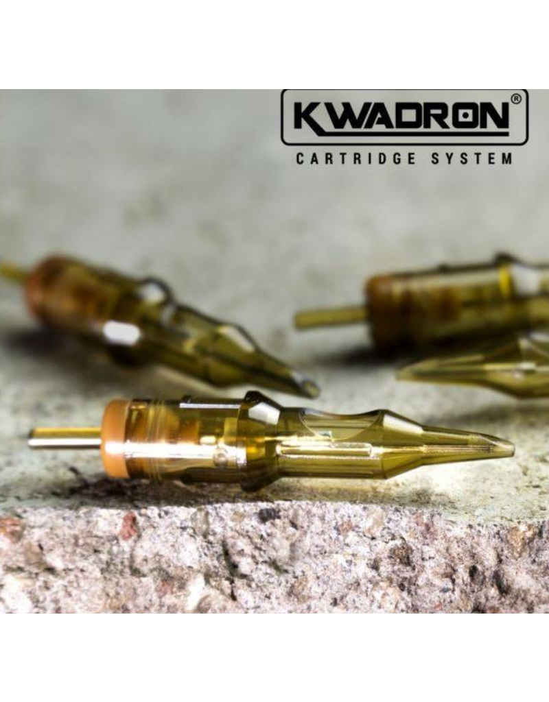 KWADRON® KWADRON® Cartridge System - 0.35mm Round Shader Medium Taper/5 pcs