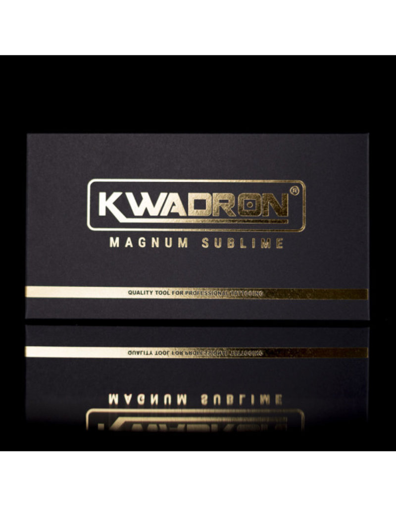 kwadron KWADRON® Cartridge System - SEM 0.35mm SUBLIME