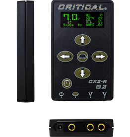 CRITICAL TATTOO® Critical CX-2R Power Supply Wireless Compatible