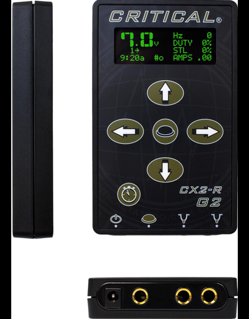 CRITICAL TATTOO® Critical CX-2R Power Supply Wireless Compatible