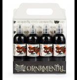 WORLD FAMOUS INK® Ryan Smith - Ornamental Set 4x120ml