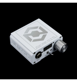 NEMESIS™ NEMESIS Tattoo Power Supply - white
