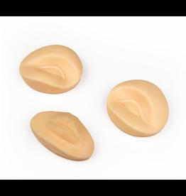 Silicone body parts PMU - Lip+Brow