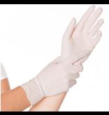 HYGOSTAR® Nitrile glove White