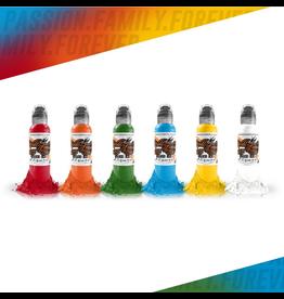 WORLD FAMOUS INK® Simple Set - 1oz - 6x30ml