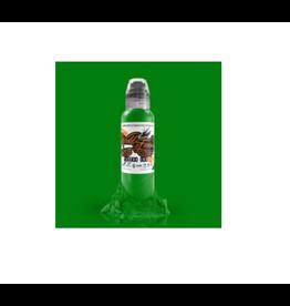 WORLD FAMOUS INK® Guan Yu Green 30ml